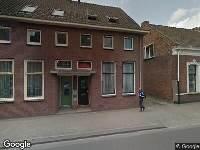 Bekendmaking Besluit omgevingsrecht(vergunning) Goirkestraat 153 te Tilburg realiseren van een dakterras Z-HZ_WABO-2018-04384 verzonden 25 februari 2019.