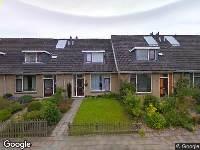 Bekendmaking Verleende omgevingsvergunning regulier, Witmarsum, De Muonts 73 het vergroten van de dakkapel aan de voorzijde