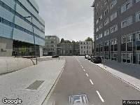 Bekendmaking Gemeente Arnhem - Besluit ontheffing oneigenlijk gebruik openbare grond: het plaatsen 2 puincontainers, Stationsplein-West