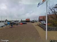 Bekendmaking Ingekomen aanvraag, Hindeloopen, Havenkade 5 het wijzigen van de bestemming naar een ontvangstruimte en het wijzigen van de gevels