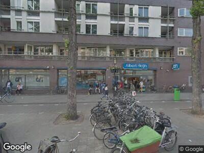 Omgevingsvergunning Eerste Van Swindenstraat 91 Amsterdam