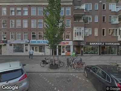 Omgevingsvergunning Eerste Van Swindenstraat 401 Amsterdam