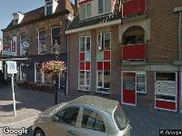 Bekendmaking Aanvraag omgevingsvergunning, het plaatsen van een ontgeuringskast op het dak van een horecagelegenheid, Waterstraat 32 te Utrecht, HZ_WABO-19-07189