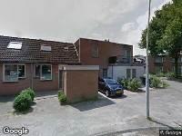 Gemeente Arnhem - Aanvraag oneigenlijk gebruik openbare grond, het plaatsen van een schaftkeet en toilet, ter hoogte van de Zeelandsingel 92 op 2 parkeerplaatsen
