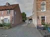 van Dulckenstraat 25 te Nijmegen: bouwen van een atelier en garage - omgevingsvergunning - Aanvraag ontvangen