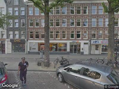 Omgevingsvergunning Eerste Van Swindenstraat 379 Amsterdam