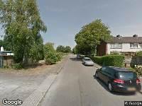 Gemeente Zwolle - gereserveerde gehandicaptenparkeerplaats - Schubertstraat 13