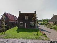 Aanvraag omgevingsvergunning, vergroten van een woning, Westeinde 110 A, Schermerhorn