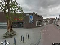 Bekendmaking Tilburg, toegekend aanvraag voor een omgevingsvergunning Z-HZ_WABO-2019-00711 Capucijnenstraat 156 te Tilburg, plaatsen van een overkapping, verzonden 11maart2019.