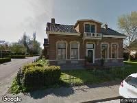 Aanvraag omgevingsvergunning, verbouwen woning Hereweg 35 te Bierum