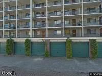 Bekendmaking Aanvraag onttrekkingsvergunning voor het omzetten van zelfstandige woonruimte naar onzelfstandige woonruimten gebouw Amerbos 316