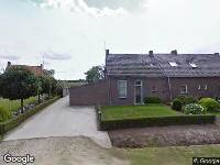 Bekendmaking Ingekomen aanvraag omgevingsvergunning, Weebosserweg 37 in Bergeijk, uitbreiden van een woning