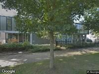 Afgehandelde omgevingsvergunning, het bouwen van een nieuw bedrijfpand, Floridadreef kavel 5 te Utrecht,  HZ_WABO-18-37132