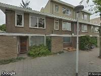 Besluit omgevingsvergunning kap Pieter Borstraat 37