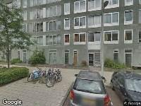 Gemeente Amsterdam - Leeuw van Vlaanderenstraat 25 aanleg gehandicaptenparkeerplaats - Leeuw van Vlaanderenstraat 25