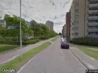Verleende vergunning voor het aanleggen van een kabel, Nesserdijk/Hoge Filterweg in Rotterdam