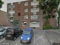 Gemeente Rotterdam - gereserveerde parkeerplaats voor gedeeld autogebruik  - Boerschaplaan 217