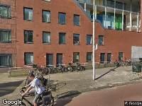 Gemeente Amsterdam - Wijzigen kenteken gehandicaptenparkeerplaats Pontanusstraat 12 te Amsterdam-Oost - Pontanusstraat 12 te Amsterdam-Oost