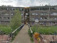 Bekendmaking Gemeente Amsterdam - Wijzigen kenteken gehandicaptenparkeerplaats Flevoparkweg 106 te Amsterdam-oost - Flevoparkweg 106 te Amsterdam-oost