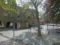 Kennisgeving ontwerp-omgevingsvergunning 'brandveilig gebruik' Vestastraat 19A, te Rotterdam