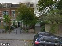 Aangevraagde omgevingsvergunning Vredeman de Vriesstraat 6, (11032014) bouwen van een berging en een pergola in de voortuin.