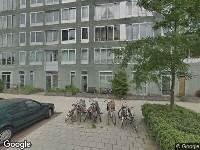 Besluit buiten behandeling onttrekkingsvergunning voor het omzetten van zelfstandige woonruimte naar onzelfstandige woonruimte (NIB) De Leeuw van Vlaanderenstraat 26-En