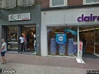 ODRA Gemeente Arnhem - Aanvraag omgevingsvergunning, splitsen winkel en bovenwoning en gevelwijziging, Roggestraat 9