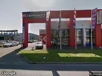Bekendmaking Tilburg, ingekomen aanvraag voor een omgevingsvergunning Z-HZ_WABO-2019-01080 Aphroditestraat 8 te Tilburg, plaatsen van een reclamepaneel, 14maart2019