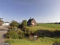 Kennisgeving ontvangst het plaatsen van een windmolen Westerhornerweg 21A in Lutjegast