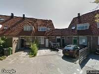 Bekendmaking Verleende omgevingsvergunning, plaatsen van een berging, De Kempenstraat 39, Alkmaar