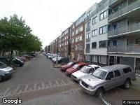 Gemeente Amsterdam - Verkeersbesluit wijzigen kenteken gehandicaptenparkeerplaats Wagenaarstraat Amsterdam - Wagenaarstraat 192
