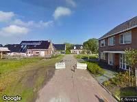 Vergunningsvrije aanvraag omgevingsvergunning, Easterein, De Singel 29 het plaatsen van een tuinhuis met overkapping