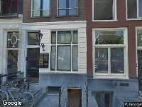 Aanvraag omgevingsvergunning Herengracht 142