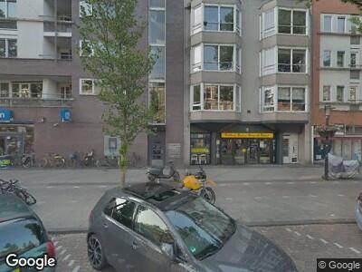 Omgevingsvergunning Eerste Van Swindenstraat 127 Amsterdam