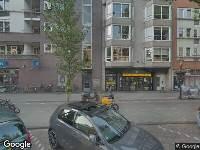 Aanvraag omgevingsvergunning Eerste Van Swindenstraat 127