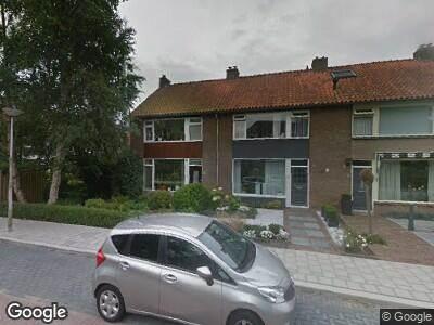 Omgevingsvergunning Nansenstraat 120 Gouda