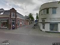 Bekendmaking Gemeente Tilburg - Inrichten van een laad en loshaven - Vorstenhof