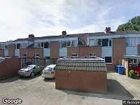 Verleende omgevingsvergunning, realiseren dakopbouw achterkant woning, Barneveldsebeek 9 (zaaknummer 7761-2019)