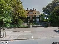 Bekendmaking Aankondiging - Verwijderen voertuigen, Jacob Catslaan ter hoogte van huisnummer 8 te Den Haag