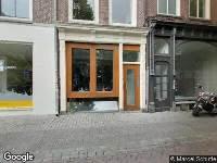 Bekendmaking Afgehandelde omgevingsvergunning, het plaatsen van een galg met reclame uiting, Oudegracht aan de Werf 72A te Utrecht,  HZ_WABO-19-02948