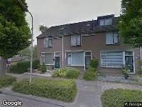 Gemeente Zwijndrecht - Gehandicaptenparkeerplaats op kenteken t.h.v. Boshuizen 15 - Boshuizen, Zwijndrecht