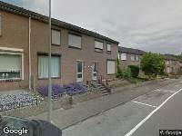Gemeente Heerlen – kennisgeving ingediende sloopmelding: het saneren van asbest aan Ridder Hoenstraat 31 te Hoensbroek