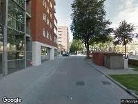 verleende standplaatsverg  Chris Bennekerslaan hoek Lusthofstraat