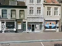 Aanvraag omgevingsvergunning, het wijzigen van de voorgevelpui, Boschstraat 111 4811GE Breda