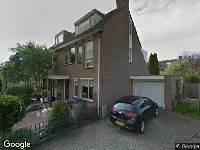 Ontvangen aanvraag omgevingsvergunning, het plaatsen van een tuinhuis en schutting, Woudakker 11 te Noord-Scharwoude