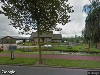 Omgevingsvergunning Maandagsewetering 168 Noordwijkerhout