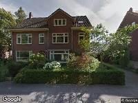 ODRA Gemeente Arnhem – Termijn verlengd omgevingsvergunning, vervangen van het riool, park Angerestein Kad. sect: S nrs. 1742, 1745, 1233