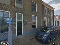 Aanvraag Omgevingsvergunning, verbouwen pand (rijksmonument) Hoogstraat 1 B (zaaknummer: 15329-2019)