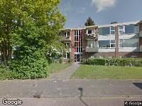 Aanvraag Omgevingsvergunning, kappen Dennenboom en herplanten Haagbeuk, achterzijde Jan Buschstraat 27-35 (zaaknummer 15361-2019)