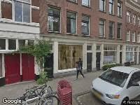 Aanvraag omgevingsvergunning Blasiusstraat 17A